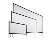 Vario projection screen